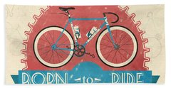 Bicycle Hand Towels