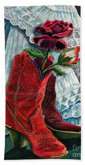 Arizona Rose Hand Towel