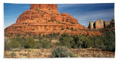 Arizona Sedona Bell Rock  Bath Towel