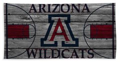 Arizona Wildcats Hand Towel