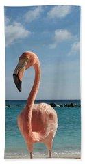 Aruba Hairy Eyeball Bath Towel