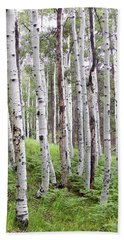 Aspen Forest Bath Towel