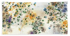 Aspen Grove Bath Towel by Dawn Derman