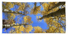 Aspens Skyward Hand Towel