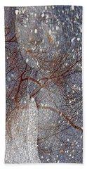 Asphalt - Portrait Of A Lady Hand Towel
