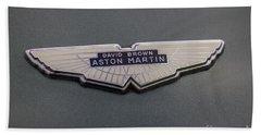 Aston Martin Hand Towel