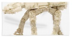 At-at All Terrain Armored Transport Bath Towel