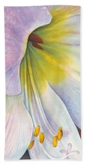 At The Altar Hand Towel