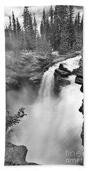 Athabasca Falls Hand Towel