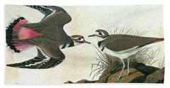 Audubon Killdeer Hand Towel
