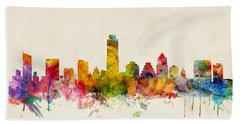 Austin Skyline Hand Towels