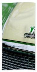 Auto Union Dkw Hood Emblem Bath Towel