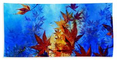 Autumn Breeze Hand Towel