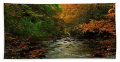 Autumn Creek Hand Towel