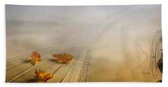Autumn Fog Bath Towel