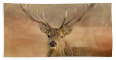 Magnificant Stag Hand Towel