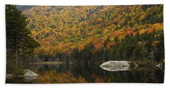 Autumn In Kinsman Notch Hand Towel