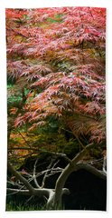 Autumn Is Here Hand Towel