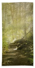 Autumn Myst Bath Towel