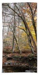 Autumn Seclusion Bath Towel