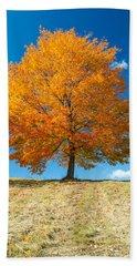 Autumn Tree - 1 Hand Towel