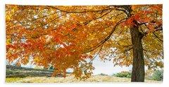 Autumn Tree - 2 Hand Towel