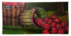 Autumn's Bounty In The Volunteer State Bath Towel by Kimberlee Baxter