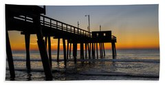 Avalon Pier Bath Towel
