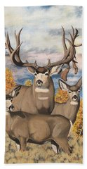 Avery Buck Hand Towel