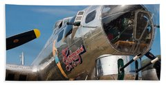 B-17 Flying Fortress Hand Towel