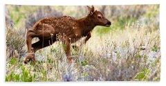 Baby Elk Bath Towel