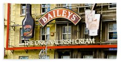Baileys Irish Cream Bath Towel