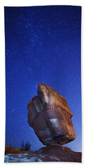 Balanced Rock Nights Hand Towel