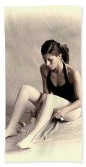Ballerina Hand Towel