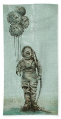 Balloon Fish Bath Towel
