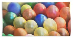 Balloons Hand Towel by Cindy Garber Iverson