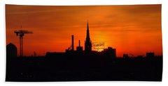 Baltimore Dawn Hand Towel