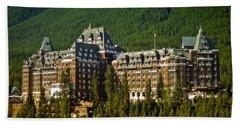 Banff Springs Hotel Bath Towel