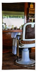 Barber - The Barber Shop Bath Towel