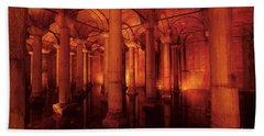 Basilica Cistern Bath Towel