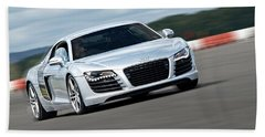 Bat Out Of Hell - Audi R8 Hand Towel