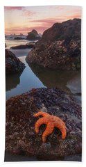 Starfish Photographs Hand Towels