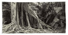 Strangler Fig Bath Towel