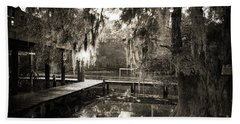 Bayou Evening Hand Towel