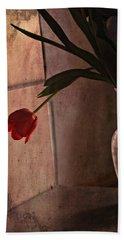 Bath Towel featuring the photograph Be My Valentine by Katie Wing Vigil