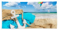 Beach Bag Hand Towel