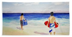 Beach Boys Australia Hand Towel