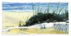 Beach Dunes Hand Towel