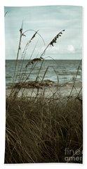 Beach Grass Oats Bath Towel