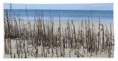 Beach Scene Hand Towel